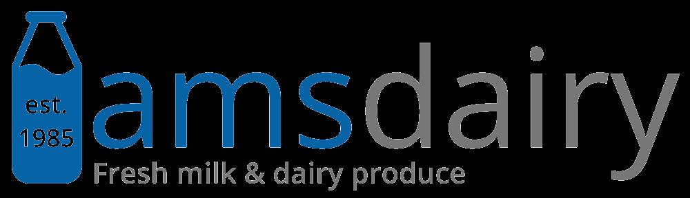 ams dairy logo
