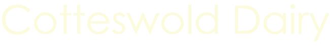 Cotteswold Logo