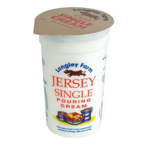Longley Single Cream 250ml