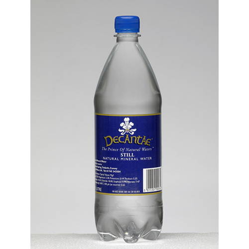 Decantae Sparkling Water 1.5 Litre